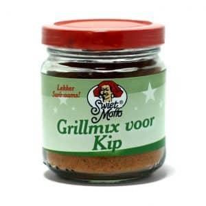 Grillmix voor Kip