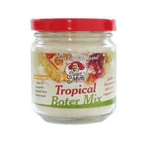 Tropical botermix