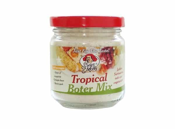 Tropical botermix