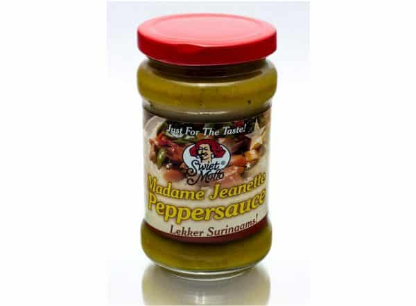 Madame Jeanette Peppersauce