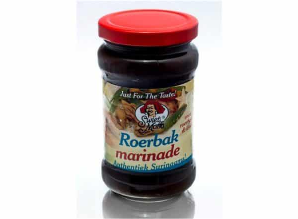 Roerbak marinade