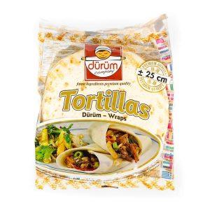 Wraps / Tortillas Actie T.H.T 07-11-2021